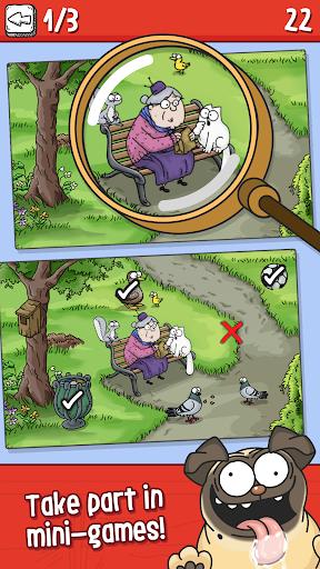 Simonu2019s Cat Crunch Time - Puzzle Adventure! 1.46.1 screenshots 3