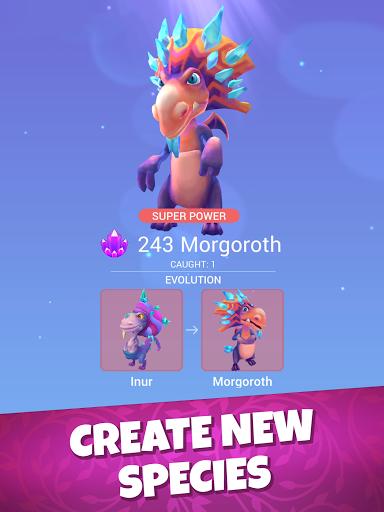 Draconius GO: Catch a Dragon! Apkfinish screenshots 13