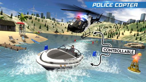 Helicopter Flight Pilot Simulator android2mod screenshots 8