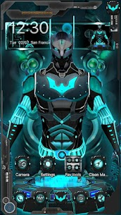 3D Tech Hero Theme For Windows 7/8/10 Pc And Mac | Download & Setup 3