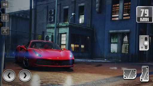 Parking Ferrari 488 Fun City 1.1 screenshots 1
