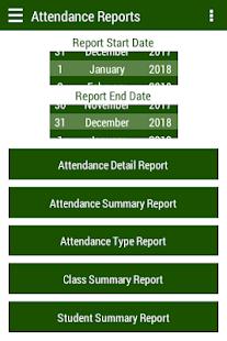 SAM - Scan Attendance Manager