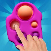 Pop It Fidget - Popping Bubbles & Anti-Stress Toys