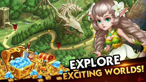 Legends of Gems: Puzzles & Match 3  screenshots 7