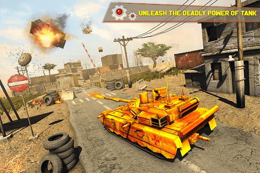 Tank Robot Car Games - Multi Robot Transformation screenshots 3