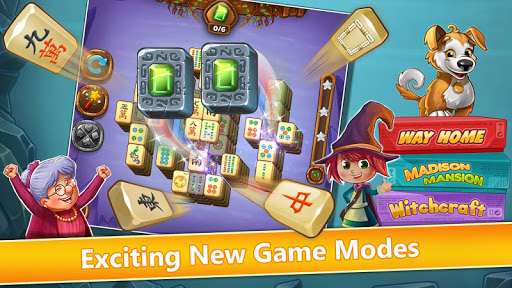 Mahjong Tiny Tales  screenshots 9