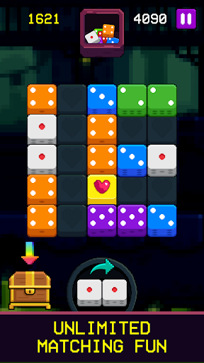 Dice Merge Color Puzzle apkpoly screenshots 11