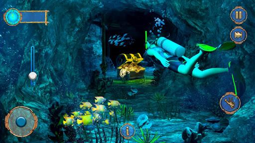 Raft Survival Ocean-Explore Underwater World Games android2mod screenshots 3