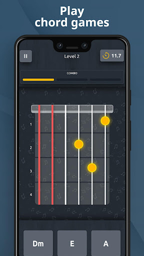 Chromatic Guitar Tuner Free: Ukulele, Bass, Violin 2.4.9 Screenshots 5