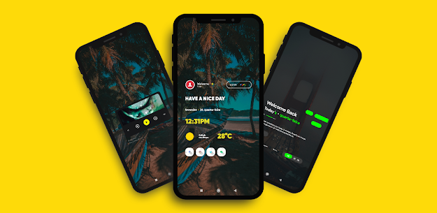 Mixed For Kwgt v2021.Feb.21.16 [Paid] 2