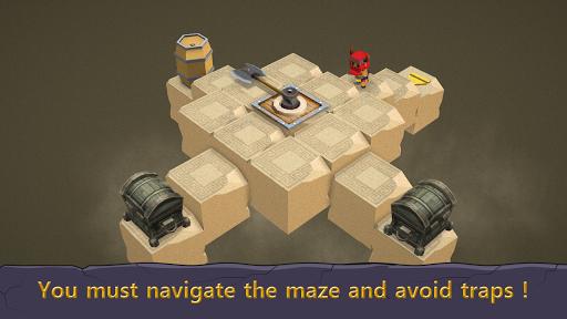 IndiBoy - A dizzy treasure hunter android2mod screenshots 4
