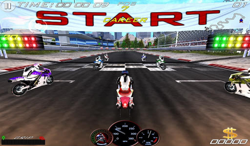 Ultimate Moto RR 3 Apkfinish screenshots 1