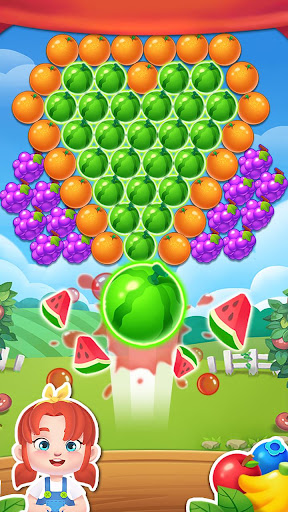 Bubble Blast: Fruit Splash 1.0.10 screenshots 6