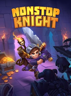 Nonstop Knight - Offline Idle RPG Clicker Screenshot