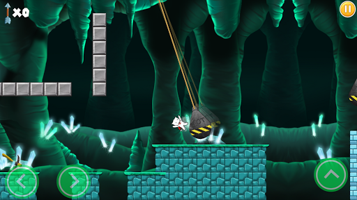 Super Cat World 2 HD - Syobon Action 1.0 screenshots 4