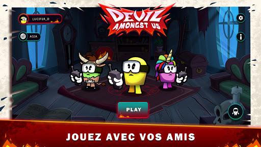 Code Triche Diable parmi nous + cache-cache avec chat vocal (Astuce) APK MOD screenshots 5