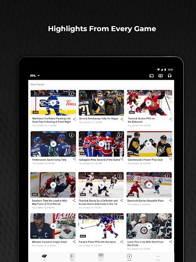 NHL 12.0.0 Screenshots 16