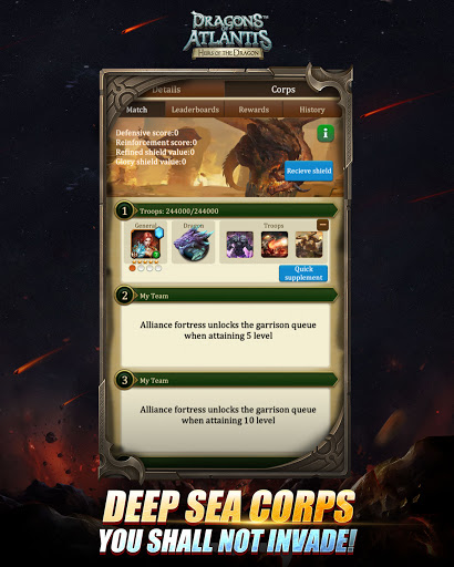 Dragons of Atlantis  screenshots 11