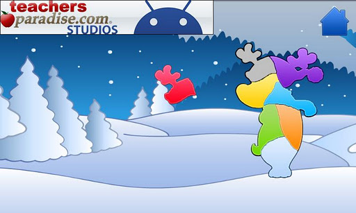 Christmas Games Shape Puzzles For PC Windows (7, 8, 10, 10X) & Mac Computer Image Number- 7