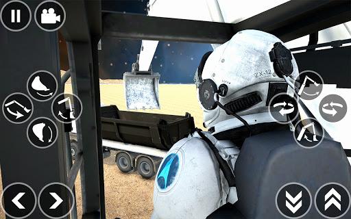 Space Colony Construction Simulator 3D: Mars City 1.4 screenshots 3