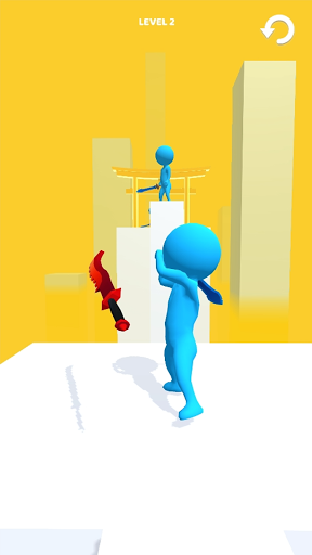 Sword Play! Ninja Slice Runner 3D 2.7 screenshots 4