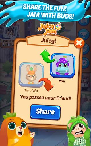 Juice Jam - Puzzle Game & Free Match 3 Games Apkfinish screenshots 7