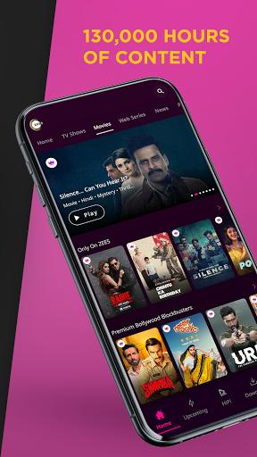 ZEE5: Movies, TV Shows, Web Series, News apktram screenshots 2