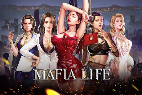 Mafia Life  Boss Game Apk 4