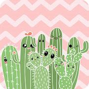 Cute Cactus Wallpapers HD