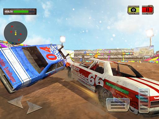 Demolition Derby Car Crash Stunt Racing Games 2021 3.0 Screenshots 20