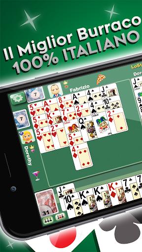 Burraco e Pinelle Online 3.81 Screenshots 11