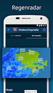 SRF Meteo  Wetter For Pc (Download In Windows 7/8/10 And Mac) 5