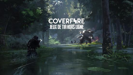 Cover Fire: Jeux de Tir Offline screenshots apk mod 1