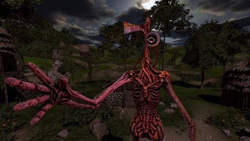 Scary Granny Head Games Horror Granny Games 1.1 screenshots 2