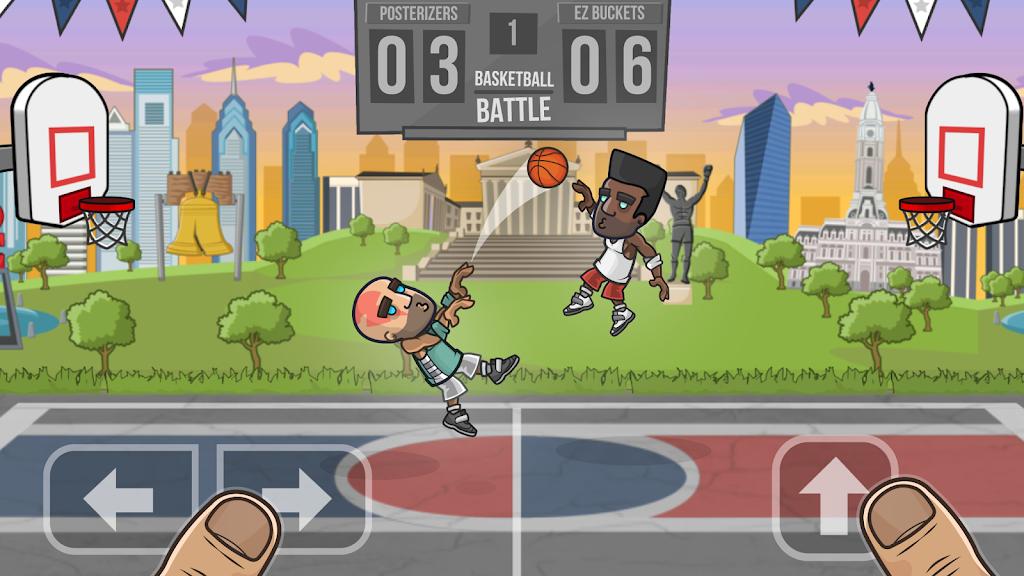Basketball Battle poster 5