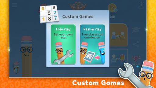 Sudoku Scramble - Head to Head Puzzle Game android2mod screenshots 4