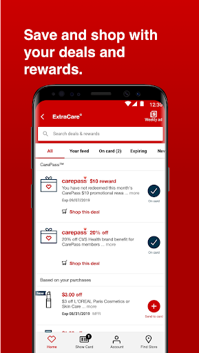 CVS/pharmacy android2mod screenshots 5