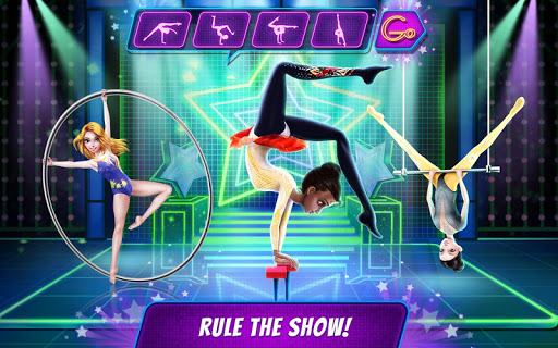 Acrobat Star Show - Show 'em what you got! 1.0.9 screenshots 1