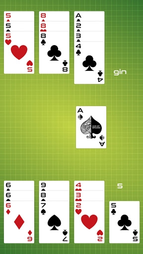 Gin Rummy 308000 screenshots 6