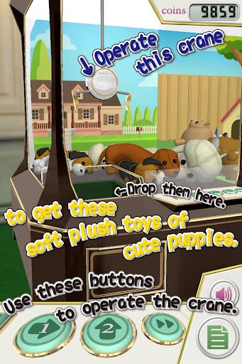 Claw Crane Puppies Apkfinish screenshots 17