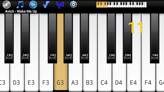 Piano Melody Pro Updated icon Latest MOD APK 1