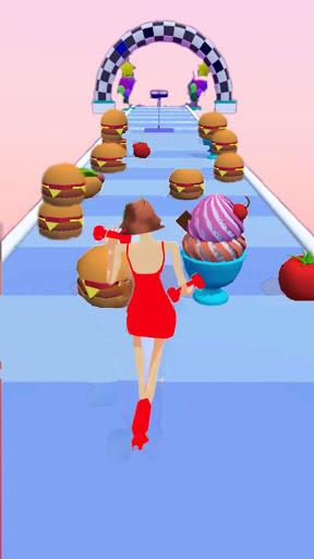 Body Race Run 3D : fat 2 fit  screenshots 6