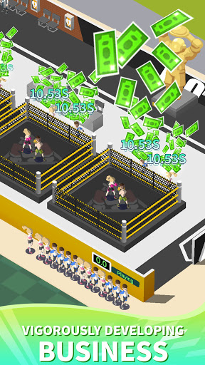 Idle GYM Sports - Fitness Workout Simulator Game  screenshots 4