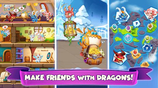 Idle Dragon Tycoon – Ejderha Simülatörü Full Apk İndir 4