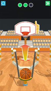 Basketball Life 3D For Android (MOD, Unlimited Money) 2