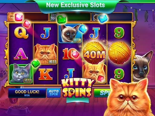 GSN Casino: New Slots and Casino Games screenshots 16