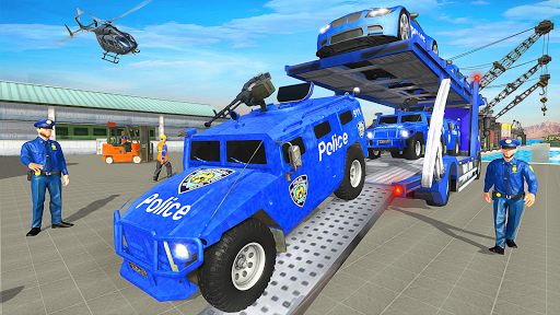 Grand Police Transport Truck 1.0.24 Screenshots 14