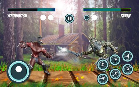 Ultimate Ninja Assassin Fighting-Shadow Fighter 3D Hack & Cheats Online 1