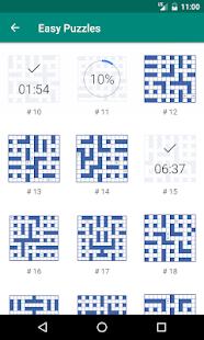 Fill-In Crosswords 3.07 Screenshots 4