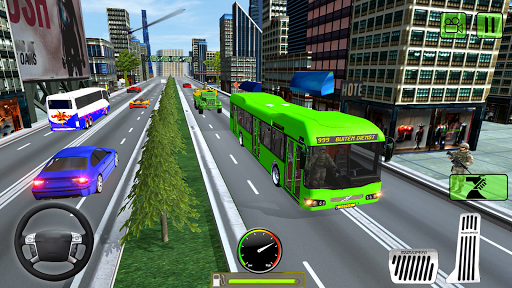Army Bus Driver u2013 US Military Coach Simulator 3D 0.1 screenshots 20